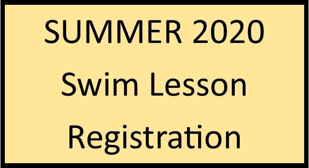Swim Lesson Reg.