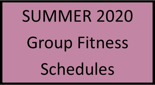Group Fitness Summer
