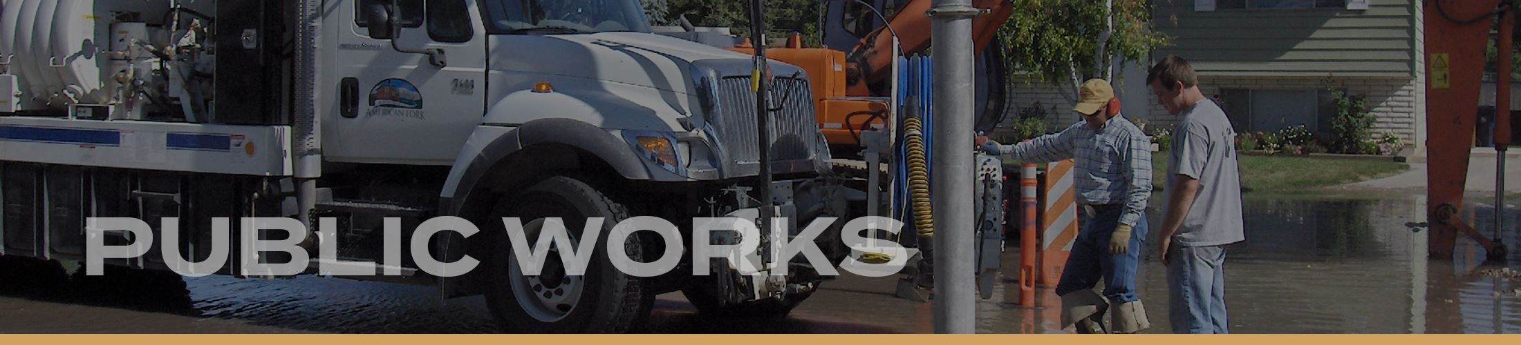 Website Banners 2020 - Public Works