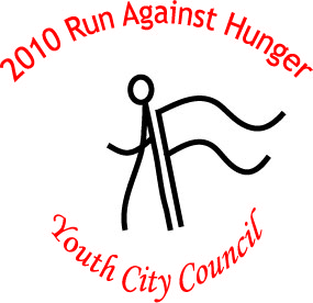 Run Against Hunger Logo
