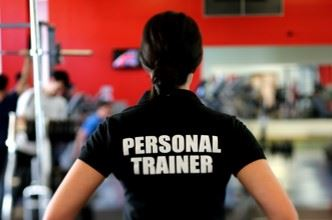 personal trainers icon