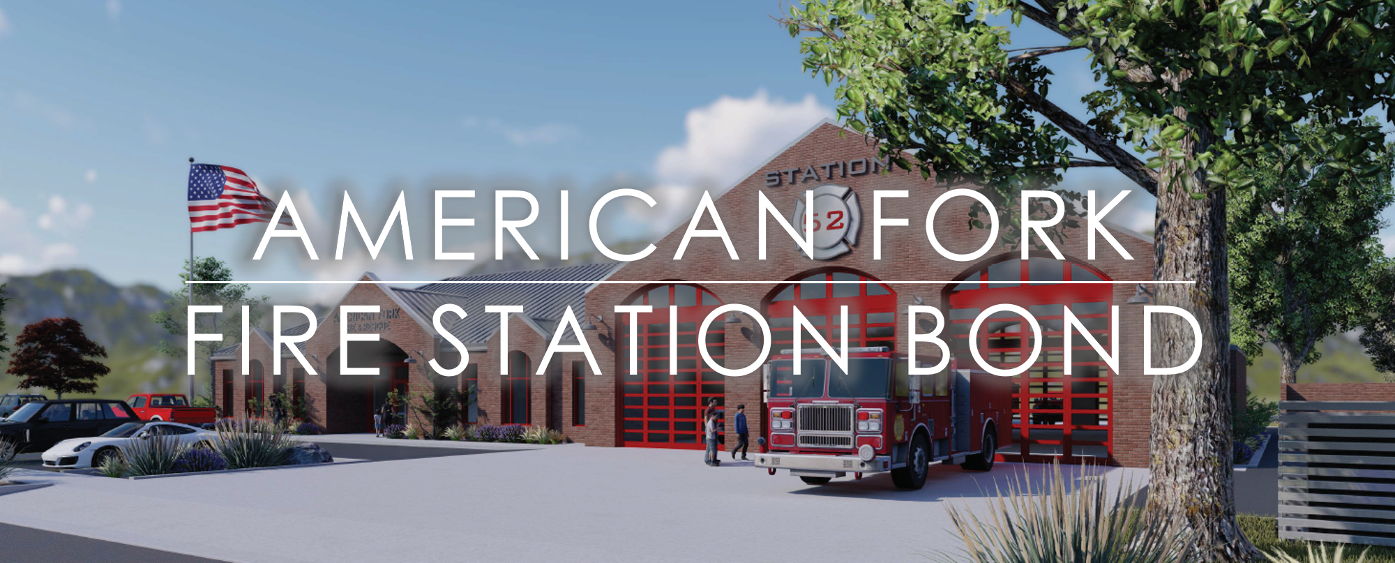Fire Station Logo