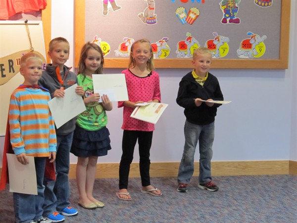 Scary Story Contest Winners